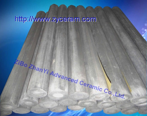Si3N4 Bond SiC Thermocouple Protection Tubes Using In Moten Metals