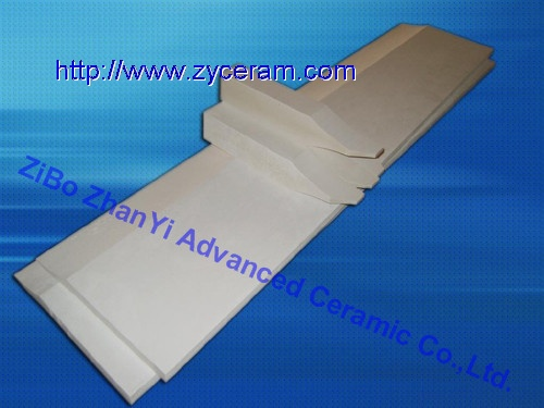 Aluminium Silicate Castertips For Casting And Rolling Aluminium Sheets