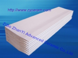 Traditional Continuous Sheet Ceramic Fiber Casting Tips