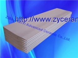 Ceramic Fiber Caster Tips  For Traditional Continuous Sheet