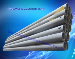 Industrial RSiC Rollers for Furnace and Kiln