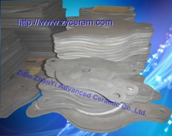 High Quality Silicon Nitride Bond Silicon Carbide Batts Using In Furnaces