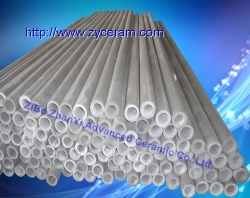 Si3N4 Bond SiC Thermocouple Ceramic Tubes Using In Moten Metals